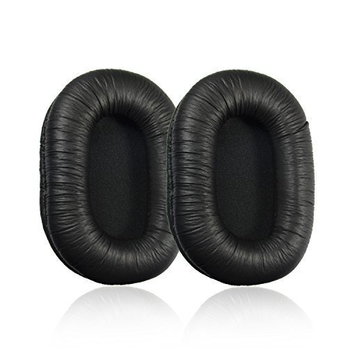 MZBOTO Replacement Earpads for Sony MDR-7506, MDR-V6, MDR-CD900ST Headphones Replacement Ear Pad/Ear Cushion/Ear Cups/Ear Cover/Earpads Repair Parts