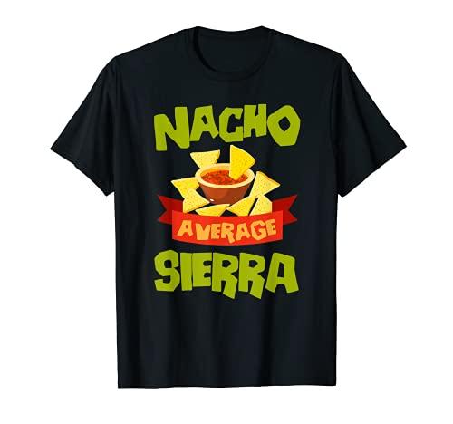 NACHO - Regalo de cumpleaños personalizado Camiseta