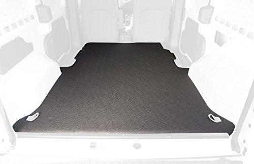 BedRug VanTred VTFT15L fits 15+ TRANSIT Long Wheel Base Black, 74 Inch