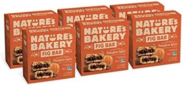 Nature's Bakery Whole Wheat Fig Bar, Vegan + Non-GMO