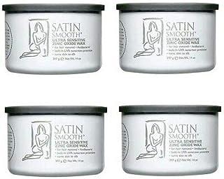 Satin Smooth Zinc Oxide Wax 4 Pack
