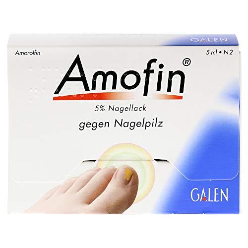 Amofin 5% Nagellack, 5 ml