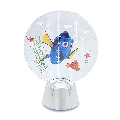 Department 56 Disney 4058019 Décoration-Disney Blanche-Neige et Simplet Holidazzler, Plastique, Multicolore, 9 x 4 x 11 cm