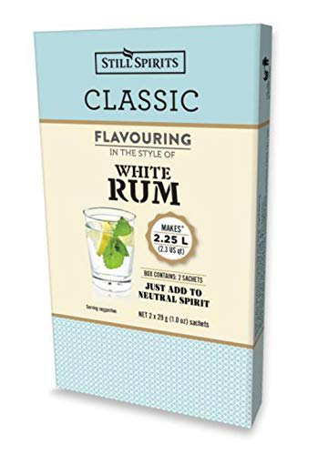 Still Spirits Klasyczny biały rum Premium Essence Smaki 2,25 l