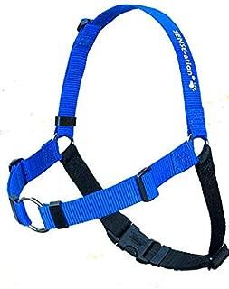 The Original SENSE-ation No-Pull Dog Training Harness (Blue, Large Wide)