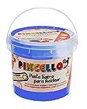 Pincello Pasta de modelar Junior, 500 g, color azul