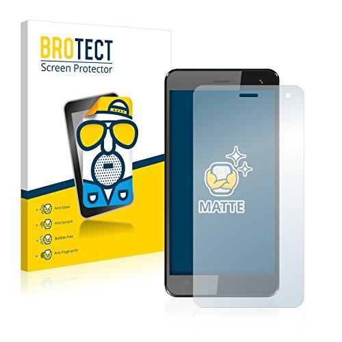 BROTECT 2X Entspiegelungs-Schutzfolie kompatibel mit Haier HaierPhone G31S Bildschirmschutz-Folie Matt, Anti-Reflex, Anti-Fingerprint