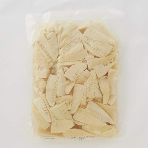 MC 筍水煮(トップスライス) パック 1kg 【冷凍・冷蔵】 4個