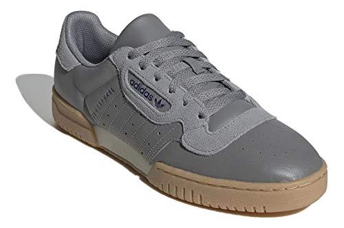 adidas Hombre Powerphase Zapatillas Gris, 37 1/3