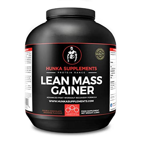 Lean Mass Gainer (Double Chocolate Brownie)