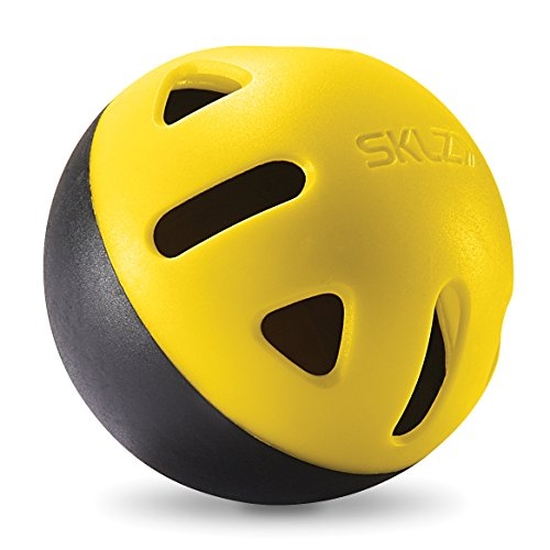 SKLZ Impact Balls - Heavy-Duty, Long Lasting Limited Flight Mini Training Ball