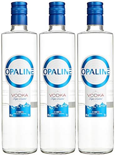 Opaline French Vodka (3 x 0.7 l)