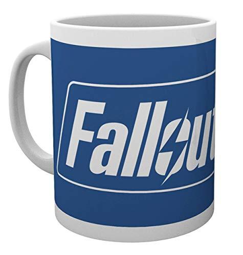 GB Eye Ltd, Fallout 4, Logo, Taza