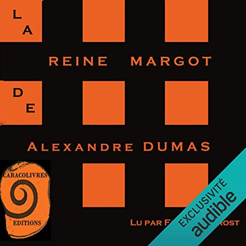 La Reine Margot  By  cover art