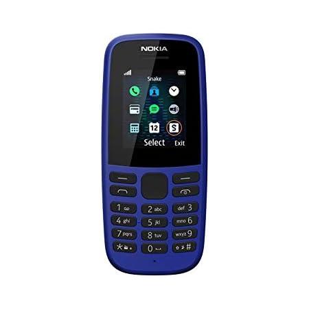 Nokia 105 Single SIM (Blue)