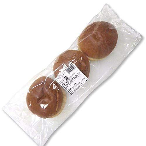 サンフレッセ 焼成グラハムバンズ 3個 8袋【冷凍】