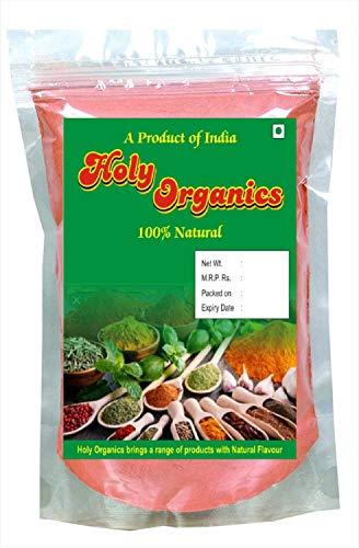Holy Organics 100% Natural Manjistha Root (RUBIA CORDIFOLIA) Powder as HAIR COLORANT NATURALLY, 200 g