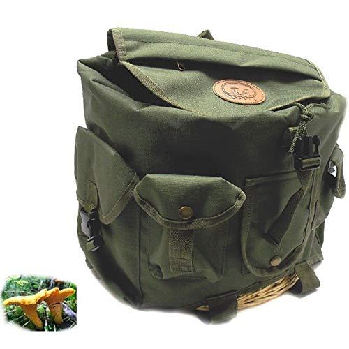 Ra Sport - Mochila para setas, 40 x 35 cm, color verde