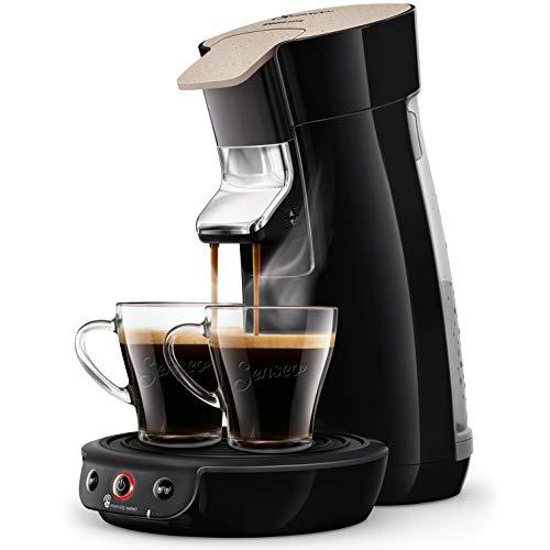 Philips HD6562/36 Machine à café à dosettes SENSEO® Viva Café Eco Edition spéciale couleur Nougat