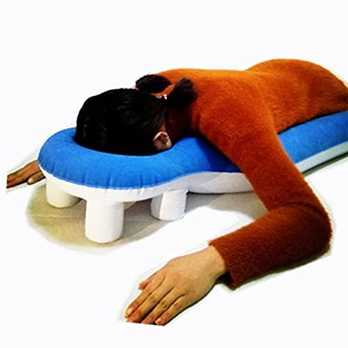 Cushion Almohada Boca Abajo Equipo De Recuperación De Cirugía De Desprendimiento De Retina Kit De Masaje para Dormir para Uso Posterior a La Vitrectomía Posterior a La Cirugía Ocular