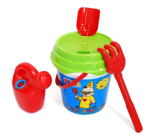 Bumba – Cube 21 cm met rugzak (Saica Toys 8009)