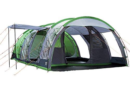 Regatta Vanern - Tenda per 6 Persone, Colore: Verde Extreme/Verde Piombo