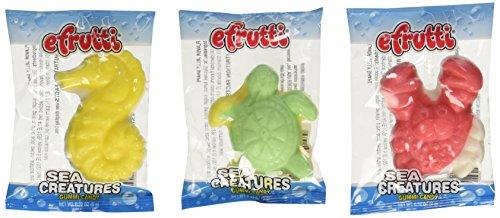 eFrutti Gummy Sea Critters