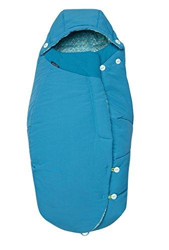 Maxi-Cosi Universal-Fußsack passend für alle Kinderwagen und Buggys, mosaic blue