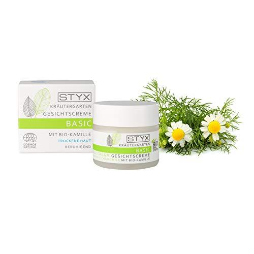 STYX - Kräutergarten Gesichtscreme mit Bio Kamille - 50 ml