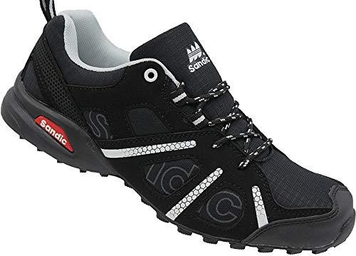 Herren Sportschuhe Sneaker Turnschuhe Schuhe Gr.41-46 Art.-Nr.2856 schwarz-weiß (45)