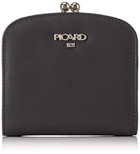 Picard Damen BINGO Geldbörsen, Schwarz (schwarz), 10x9x3 cm