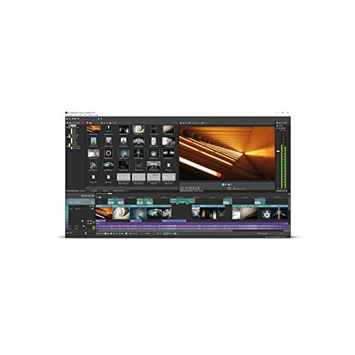 VEGAS Pro 16 Edit - Professional video and audio editing [PC Download]