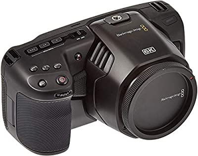 Blackmagic Design Pocket Cinema Camera 6K with EF Lens Mount from Black Magic