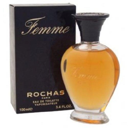 Rochas Femme eau de Toilette Spray 100 ml.