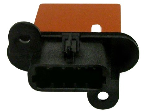 GM Genuine Parts 15-80879 Heating and Air Conditioning Blower Motor Resistor