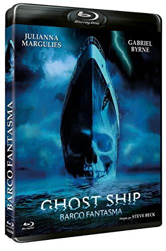 Barco Fantasma BD 2002 Ghost Ship [Blu-ray]