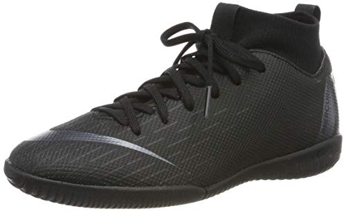 Nike Mercurial SuperflyX VI Academy Indoor Fitnessschuhe, Schwarz (Black/Black 001), 35.5 EU