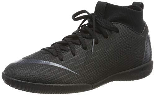 Nike Unisex-Kinder Mercurial SuperflyX VI Academy Indoor Futsalschuhe, Schwarz (Black/Black 001), 38 EU