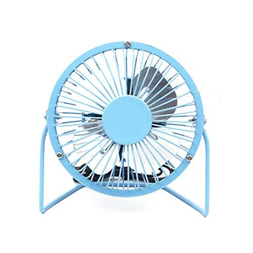 Lironheel 4inch Compact Size Desktop Energy-Saving Quiet Fan Super Quiet Tabletop Mini Portable Fan Best Gifts