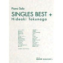 Piano Solo 徳永英明 SINGLES BEST +