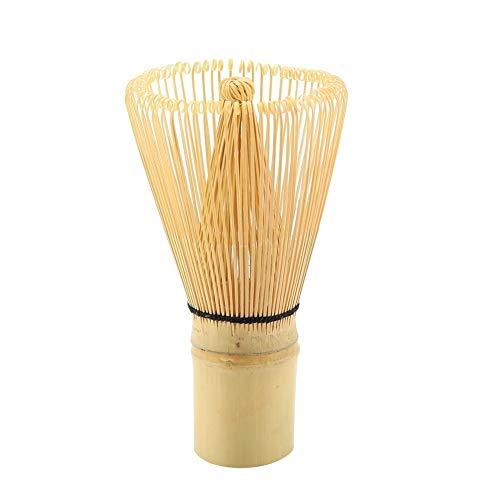 Batidor de Té - Bambú Natural Chasen Preparando Matcha Powder Brush