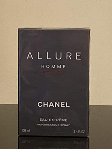 Chanl Allure Homme Sport Eau Extreme Eau de Parfum Spray 3.4 OZ.