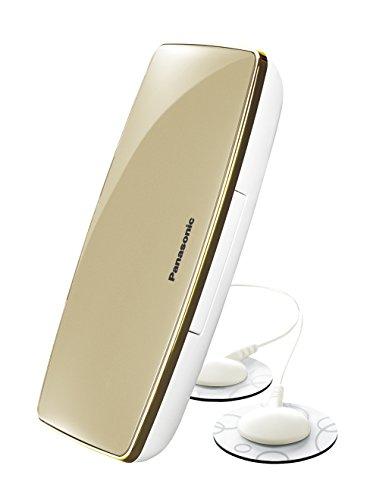 パナソニック 全身用 低周波治療器 ポケットリフレ シャンパンゴールド EW-NA25-N