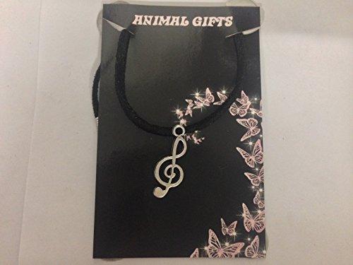 Colgante de plata tibetana con cordón negro, hecho a mano, 41 cm y detalles muy finos, viene con embalaje de venta CH6