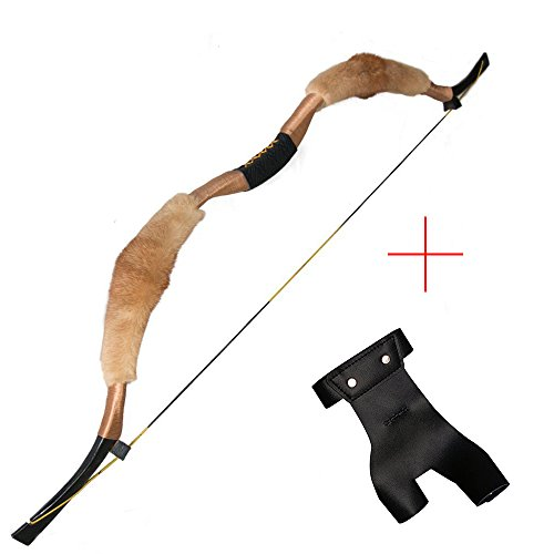 Archery Stringer Bow Rope Recurve Traditional Lanyard Training Safety Accessory