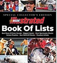 Nascar Illustrated Book of Lists Special Collectors Edition