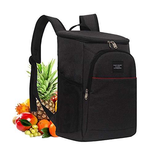BSTCAR Kühlrucksack Kühltasche - Groß Kühl Rucksack Wasserdichten Ultraleicht Rucksäcke Damen Herren Cooler Bag für Camping, BBQ, Wandern, Strand, Picknick