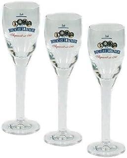 Bommerlunder Glas 4cl - 6er Set