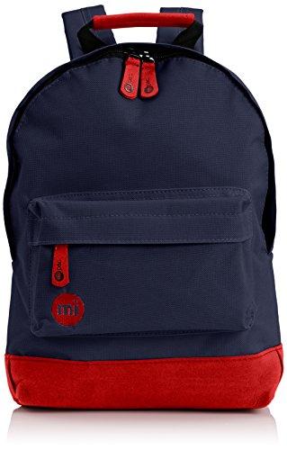 Mi-Pac Mini, Mochila Infantil, 33 cm, 10.5 litros, Classic Navy/Red