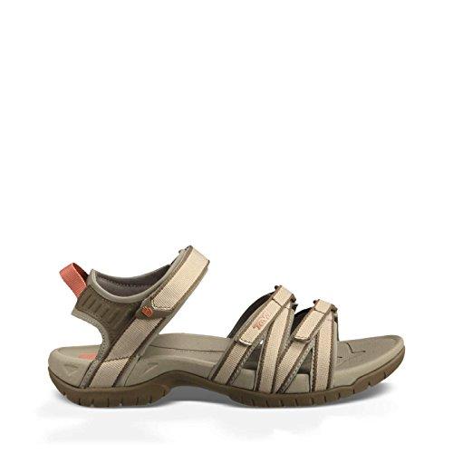 Teva Women's Tirra Sandal,Simply Taupe,5.5 M US